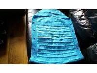 Hand knitted sleep sack