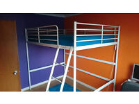 double cabin bed