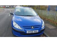Peugeot 307 1.4hdi, cheap tax and insurance, genuine reason for sale, runs great with no problems