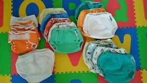 Cloth Diaper Covers for the whole first year + Kitchener / Waterloo Kitchener Area image 1