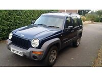 *****For sale Jeep cherokee 2002 2.5 petrol + LPG *****