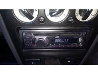 JVC KD-R441 CAR RADIO CD PLAYER WITH USB PORT,MP3,AUX,BLUETOOTH COMPATIBLE