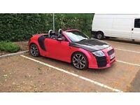 Audi TT Quattro Custom/modified