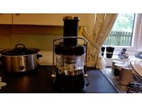 Jason Vale Fusion Juicer (Black)