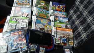 Nintendo DS with 30+ games