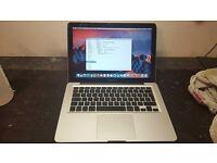 Macbook Pro A1278 8Gb Ram 512 SSD