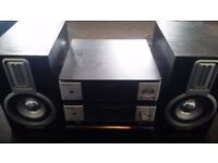Excellent Philips DVD Micro Home Cinema HiFi System MCD708