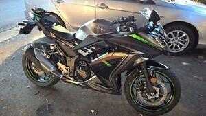 Kawasaki Ninja 300 Bakewell Palmerston Area Preview