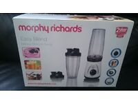 New in box Morphy Richards Easy Blend