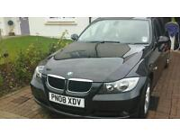 BMW 318SE Half Leather