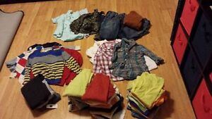 Boys lot of clothing 4T-5T