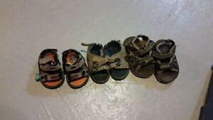 Boys infant size 1, 3 and 6 $3 each Kitchener / Waterloo Kitchener Area image 1