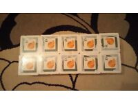 J20 Coasters