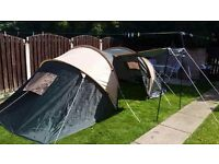 6man tent used once