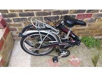 Pakka Lite Folding Bike