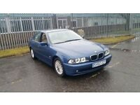 2002 BMW 525D SE Automatic/Tiptronic PX Welcome