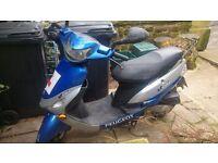 Peugeot V Clic 50cc (2008) Moped