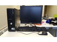 2x Faulty Dell Computers (spares & repairs)
