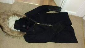 Size 10 (would fit 12) coat