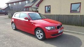 BMW 120 d low miles full service history!