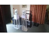Equinox plinth kit 1m