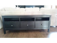 Ikea TV bench, HEMNES