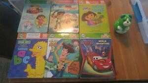Leap Frog Tag Books and Reader