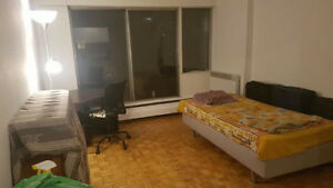 Downtown apartment for $850 (June to August)