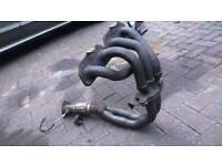 H22 manifold and flexi pipe Prelude Civic Accord Type R Vti