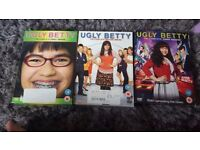 ugly betty dvds