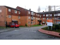 OVER 55'S - ONE BEDROOM FIRST FLOOR APARTMENT, MILLBROOK HOUSE, FARNWORTH, BOLTON, BL4 8DA
