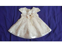 Beautiful dress for appr 4-6 months old