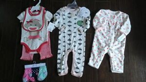 Brand New 3-Month Size Baby Girl Clothes - $34 for all!