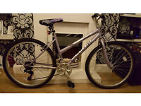 ladies claude butler storm mountain bike