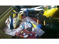 RC parts job lot