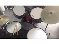 Drum kit full size