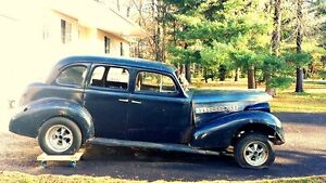 1939 Chevrolet, Street Rod, Project Car