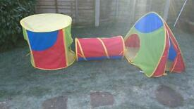 Children's play Tent for outdoor fun and play