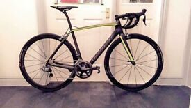 Specialized Tarmac Pro Road Bike Ultegra DI2 Size Medium