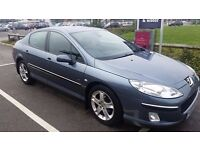 *CHEAP* *GREAT CONDITION* PEUGEOT 407 ZENITH HDI 2.0 DIESEL 06 PLATE