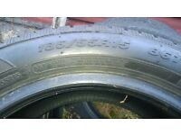 Winter tyres, fit Fiat 500, and others, 185 55 R15