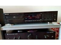 Kenwood DP 3020 Full Sized programable CD Player