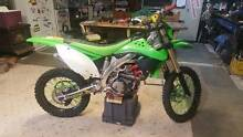 KAWASAKI kxf 450 2009 model Bairnsdale East Gippsland Preview