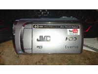 JVC Everio GZ-MG630