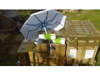 *BULK* 100% recyclable umbrellas