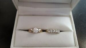 Engagement/Bridal set