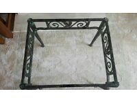 High End Wrought Iron Side/Occasional table