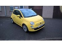 2008 fiat 500 years mot low miles delivery possible