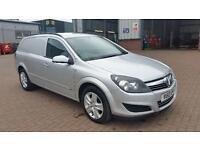 Vauxhall Astravan Sportive 1.7 Cdti 110Ps Van DIESEL MANUAL SILVER (2012)