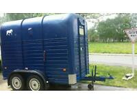 Horse trailer (Double rice) Open to offers!!!
